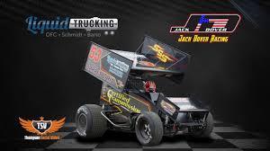100 Bk Trucking Jack Dover Racing Liquid Promo YouTube