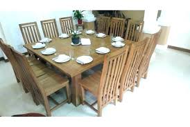 Large Dining Room Sets Square Table Tables Seats To Seat Round