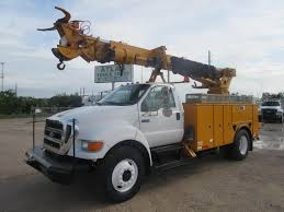 Digger Derrick Trucks | Atlas Truck Sales, Inc.