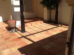 Saltillo Tile Cleaning Los Angeles by Superior Saltillo Tile Floor Refinishing U0026 Restoration Without