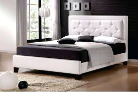 bed frames queen platform bed frame with headboard black bed