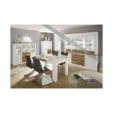 esszimmer kombination im landhaus stil pinie hell absetz nussbaum satin nb inkl backlight