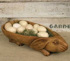 Primitive Easter Home Decor by 153 Best Easter Images On Pinterest Primitives Bunny Rabbit And