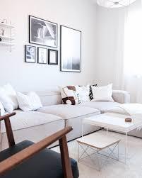 scandi wohnzimmer mit design klassikern wohnung möbel