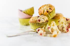 weisse schoko beeren muffins rezepte für steamer