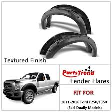 Amazon.com: 4Pcs Offroad Black Textured Pocket Style Rivet Fender ... 092014 F150 Barricade Premium Molded Fender Flares Excluding 0914 Ford Platinum Crew Cab 55 Bed With Flare Groove Generic Body Side Molding Trim 0408 Supercab Short Eag 1517 4pcs Textured Satin Black Oe Bushwacker Overview Aucustscom Youtube 2009 2015 Pocket Rivet For 2014 Accsories 42008 Riveted By Rough Country 72018 F250 Style Color Flares Need Truck Enthusiasts Forums Extafender 19932011 Ranger Front And 082010 F350 Frontrear Kit Cover For