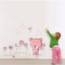 sticker chambre bébé fille stickers chambre bebe fille maison design bahbe com
