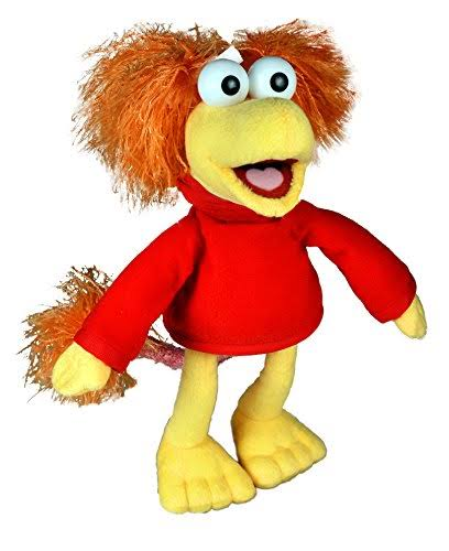 Fraggle Rock Plush - Red