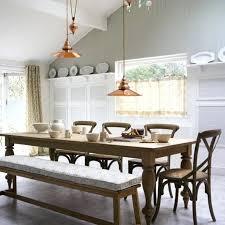 impressive narrow kitchen table with bench – boldventurefo