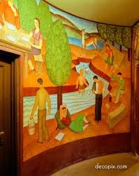 Coit Tower Murals Prints by San Francisco U0027s Coit Tower Murals Angeles Photo And Video And