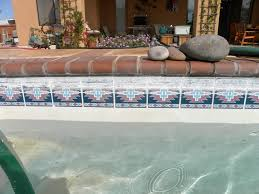 pool tile cleaning before tucson pool tile cleaning and beed