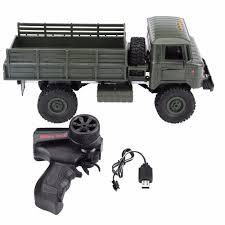 100 Rc Military Trucks The CottageFarm Store 116 24GHz 4CH RC Crawler Climbing