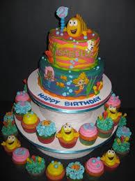 Bubble Guppies Cake Decorations by Isabella U0027s Bubble Guppy Cake U0026amp Cupcakes