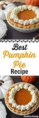 Libbys Pumpkin Pie Mix Ingredients List by The Best Pumpkin Pie Recipe Modern Honey
