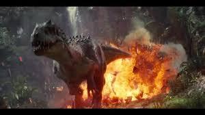 Jurassic World Poster Trailer