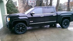 100 What Size Tires Can I Put On My Truck Bigger Without Lift Kit 20142018 Silverado Sierra Mods