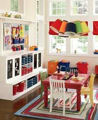 Store Crayons Scissors Pencils In Small Tubs That Are Attached To The Table Avoid Spills Missing Materials