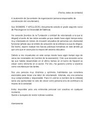 Modelo Carta De Delegación