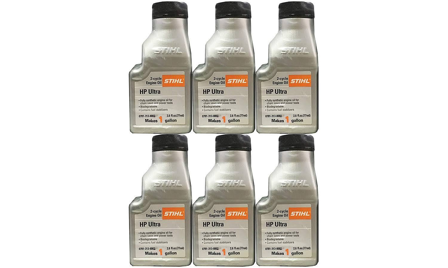 Stihl 2.6 Ounce High Performance Ultra 2 Cycle Engine Oil
