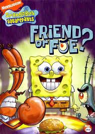 Spongebob Halloween Dvd Episodes by Friend Or Foe Encyclopedia Spongebobia Fandom Powered By Wikia