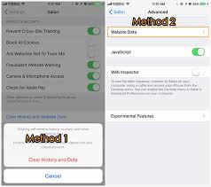How to Clear History on iPhone X 8 Plus on iOS 11
