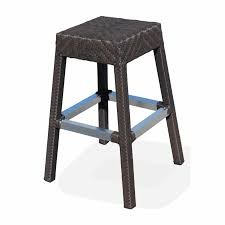 Grosfillex Miami Lounge Chairs by Outdoor Resin Wicker Miami Bar Stool Bar U0026 Restaurant Furniture