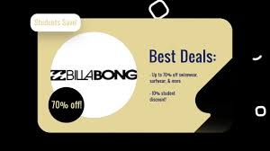 10% Off - Billabong Student Discount/Coupons! Billabong Get Them While You Can Halfoff Hoodies Milled Coupon Sites By Julian Voronov At Coroflotcom Amazon Spend 49 To Save 30 From Brand Shoes Billabong Promo Code 10 January 20 Save Big Mens Enter Tshirt Chinese New Year Specials Promotions Offers All Inclusive Heymoon Resorts Mexico Have A Discountpromo Redeem Gs1 Coupon Coder How Use Jcpenney Off 2019 Northern Safari Jacks Surfboards