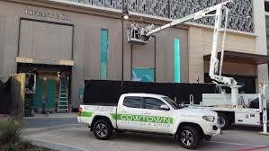 100 Bucket Truck Repair Check Out Our New DFW Sign Installation And