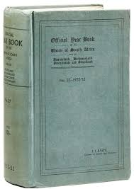 bureau of census and statistics official year book of the union and of basutoland bechuanaland