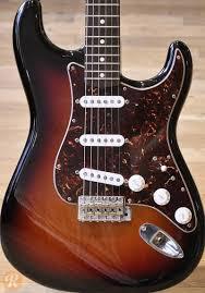 Fender John Mayer Stratocaster 2013 Sunburst