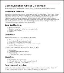 Communication Skills Resume Example Sample Teacher