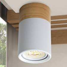 spot chambre bois spot led lumières 3 w salon chambre 90 260 v plafond les