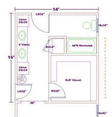 master closet and bath floor plan ideas master bathroom