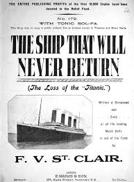 rms titanic in popular culture wikipedia