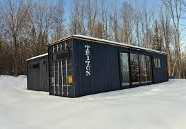 100 Modern Container Houses Self Contained Steel Shipping Crates Become Modern