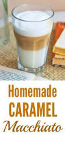 Pumpkin Spice Caramel Macchiato by Best 25 Skinny Caramel Macchiato Ideas On Pinterest Starbucks
