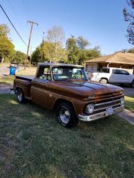 Awesome Awesome 1966 Chevrolet C-10 1966 Chevy C-10 Truck 2018 Check ... Pin By Ruffin Redwine On 65 Chevy Trucks Pinterest Cars 1966 C 10 Pickup 50k Miles Chevrolet C60 Dump Truck Item H1454 Sold April 1 G Truck Id 26435 C10 Doubleedged Sword Custom Truckin Magazine Stepside If You Want Success Try Starting With The 1964 Bed Inspirational Step Side Walk Bagged Air Ride Patina Trucks The Page For Sale Orange Twist Hot Rod Network