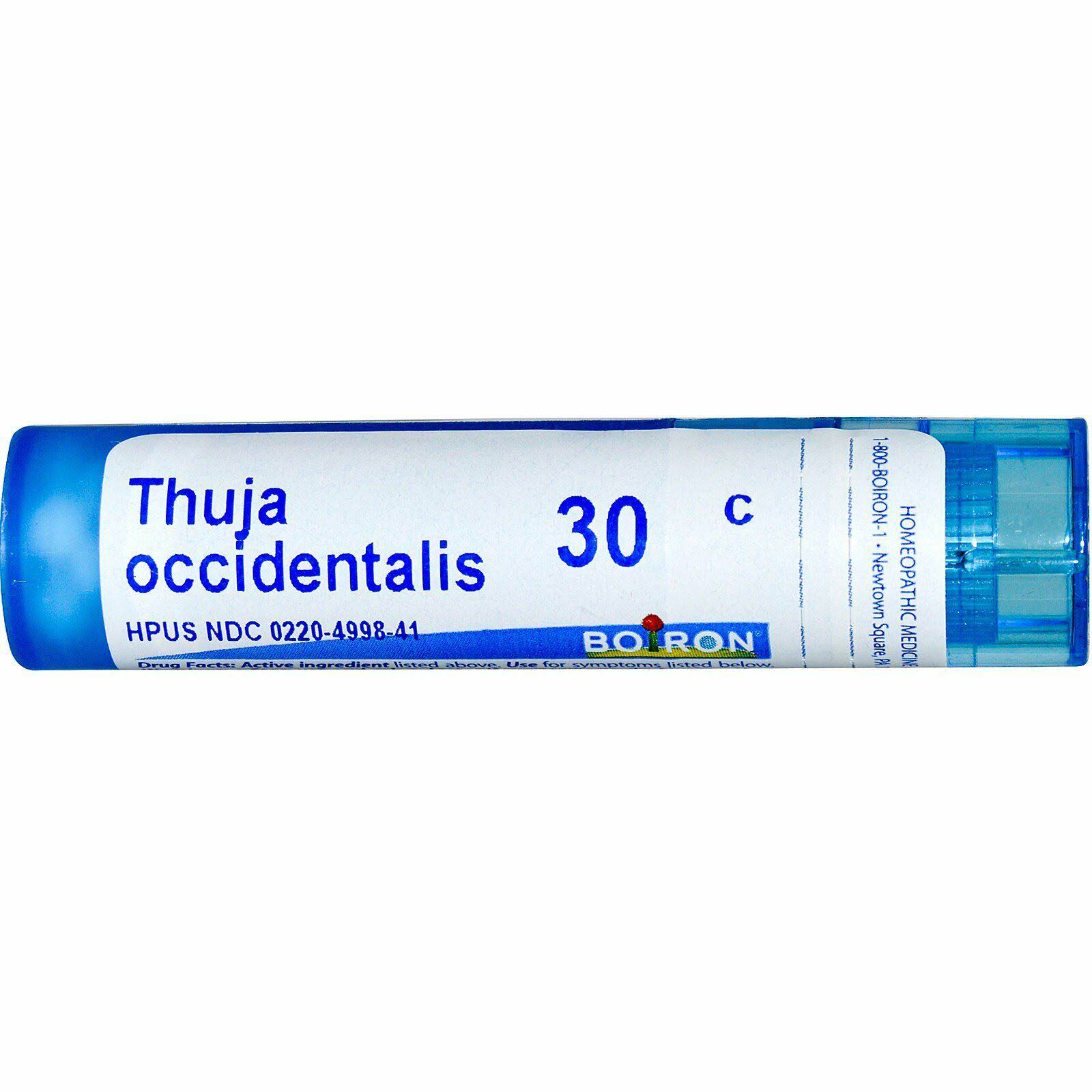 Boiron - Thuja Occidentalis 30C 80 Pellets