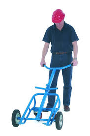 100 Drum Hand Truck Transporter Painted Sack S Direct