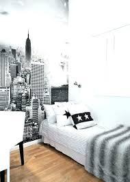 chambre ado deco york decoration de chambre york lit ado chambre garcon avec sticker