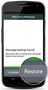 How to transfer WhatsApp messages from Android to iOS using free