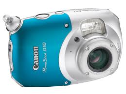 Canon PowerShot D10 waterproof camera emerges Digital graphy