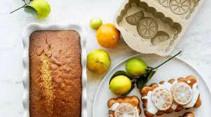 Nordic Ware Pumpkin Loaf Pan by Citrus Season Celebrate Citrus Season With This Adorable Cake Pan