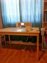 Sewing Cabinet Woodworking Plans by Blue Dinosaurs Blog I U0027m Back U0026 Diy Sewing Table Craft Rooms