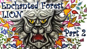 Enchanted Forest Coloring Book Tutorial