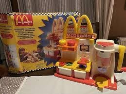 mcdonald s hamburger küche snack maker mattel ebay