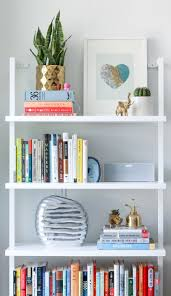 Decorating Bookshelves Without Books by Best 25 Decorate Bookshelves Ideas On Pinterest Book Shelf