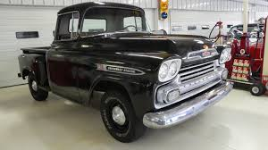 1959 Chevrolet Apache 3100 Stock # 139365 For Sale Near Columbus, OH ... 1947 Chevrolet 3100 Pickup Truck Ute Lowrider Bomb Cruiser Rat Rod Ebay Find A Clean Kustom Red 52 Chevy Series 1955 Big Vintage Searcy Ar 1950 Chevrolet 5 Window Pickup Rahotrod Nr Classic Gmc Trucks Of The 40s 1953 For Sale 611 Mcg V8 Patina Faux Custom In Qld Pictures Of Old Chevy Trucks Com For Sale