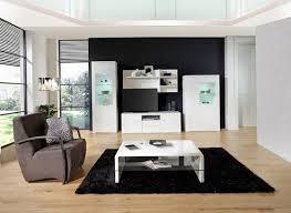 vitrine b 95cm weiß hochglanz dekor