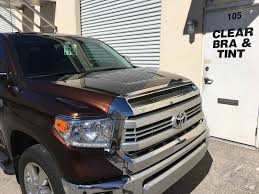 100 Truck Bra Toyota Pickup In For Hood And Fender Clear Bra Southwest Florida